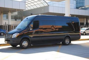 Courtesy Limousine Service is proud to offer a 2016 Mercedes Executive Sprinter to their limousine fleet.
