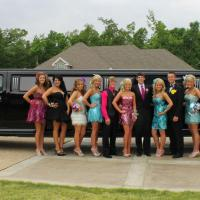 You and all your friends can ride in style to the prom or ANY occasion in our Hummer Limo!