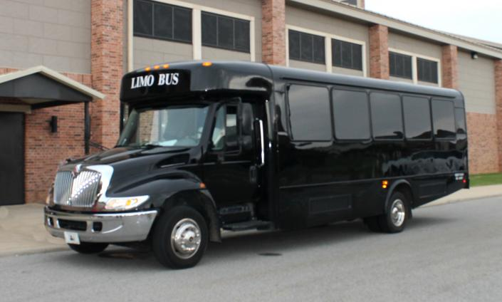 For large parties, you need the PARTY BUS!